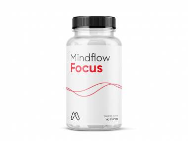 Mindflow Focus 2.0 - 90 tablet
