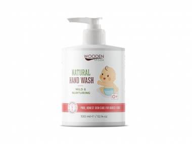 Přírodní tekuté mýdlo pro děti WoodenSpoon 300 ml