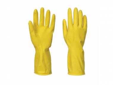 Gumové rukavice pro domácnost Mercator Medical vel. S/M/L/XL