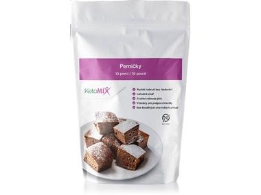 KetoMix Perníčky 300 g (10 porcí)