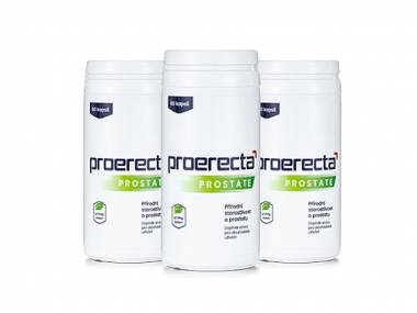 Proerecta PROSTATE 2+1 zdarma - 180 tobolek