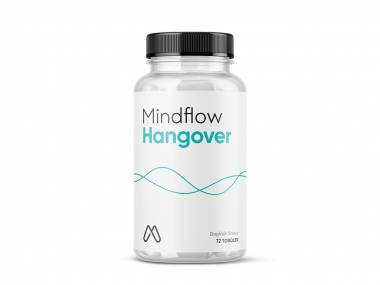 Mindflow Hangover - 72 tablet