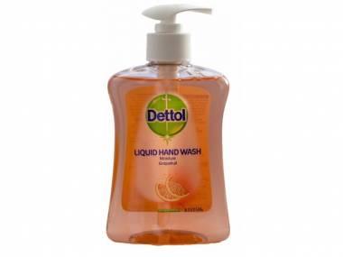 Dettol antibakteriální hydratační tekuté mýdlo na ruce Grapefruit 250 ml