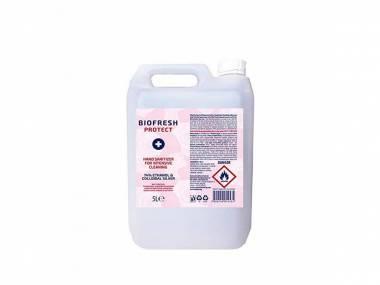 Čistící antibakteriální gel na ruce Biofresh 5 l