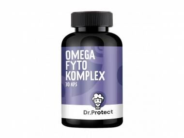 Dr.Protect Omega Fyto Komplex kapsuly 30 kps