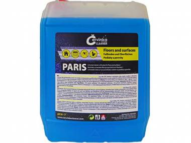 Červinka Professional Cleaner PARIS univerzální čisticí prostředek se svěží vůní 5l