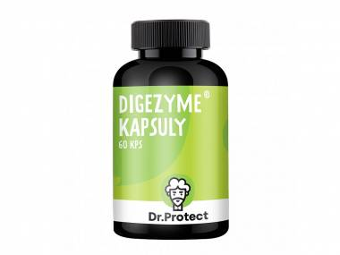 Dr.Protect Digezyme® tobolky 60 kps