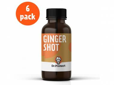 Dr.Protect Ginger Shot 60ml 6 pack