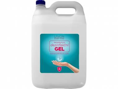 LAVON antibakteriální dezinfekční gel 5 l