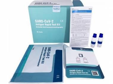 200 ks antigenních testů LEPU MEDICAL (110 Kč/ks)
