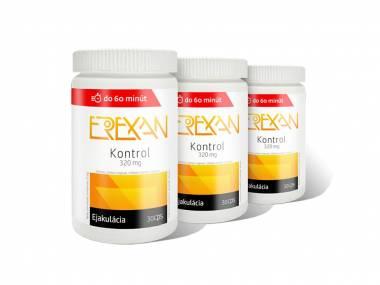 Výhodný balíček 3x EREXAN Kontrol