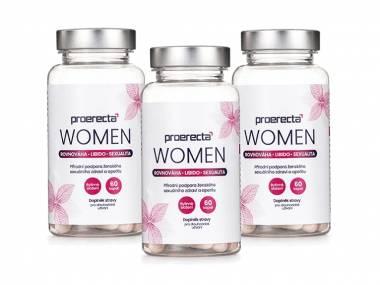 Proerecta WOMEN 2+1 zdarma 90 tobolek