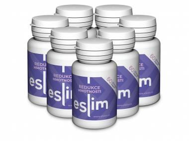 eSlim® 7 balení - 420 tablet