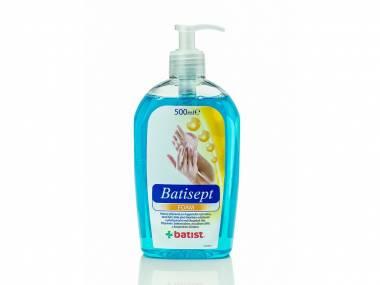 BATIST  BATISEPT pěnové mýdlo 500ml