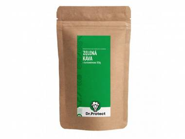 Dr.Protect Zelená káva s kardamomem 100g