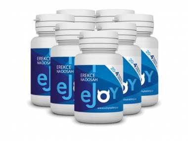 eJoy® 7 balení - 168 tablet