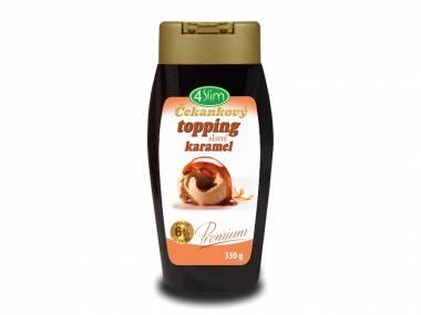 4Slim Čekankový topping - příchuť slaný karamel