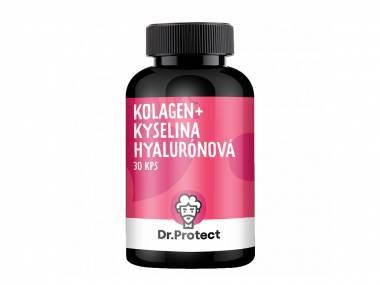 Dr.Protect Kolagen + Kyselina Hyaluronová 30 kps