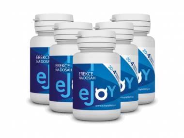 eJoy® 5 balení - 72 tablet