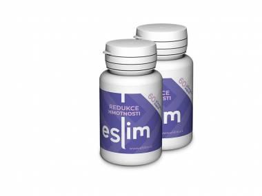 eSlim® 2 balení - 120 tablet
