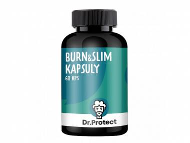 Dr.Protect BURN SLIM tobolky 60 kps