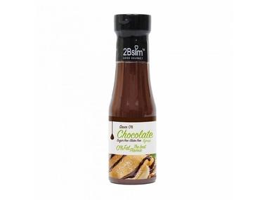 2BSlim Čokoládová omáčka bez kalorií 250 ml