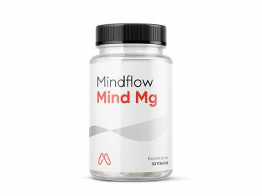 Mindflow Mind Mg - 50 tablet