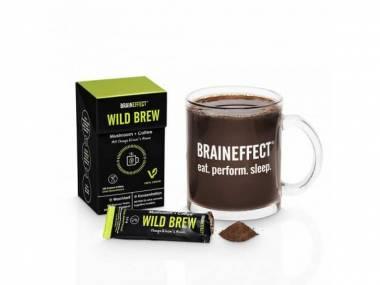 Drink pro mozek 14x3,5 g (BRAIN DRINK - Káva + Extrakt z Hub)