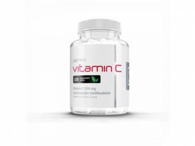 Zerex Vitamín C 500 mg s postupným uvolňováním 100 tablet