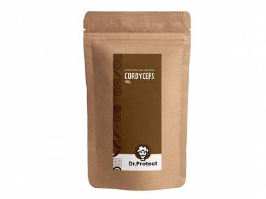 Dr.Protect kávovinový nápoj s hubou Cordyceps 100g