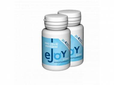 eJoy® LONG 2 balení - 48 tablet