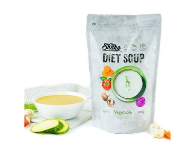 Chia Shake Dietní polévka zeleninová 300g