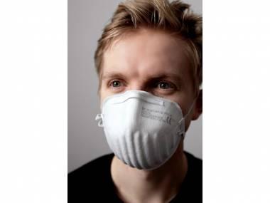 PARDAM - český výrobce respirátorů Nano respirátor BreaSAFE Classic FFP3 NR 3 ks opakovaně použitelný