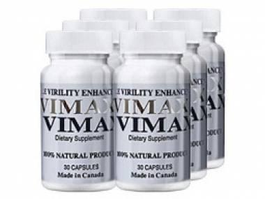 Vimax 6 balení 180 tablet