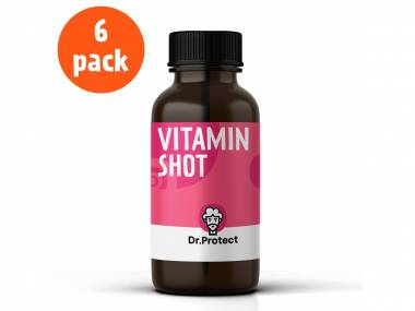 Dr.Protect Vitamin Shot 60ml 6 pack