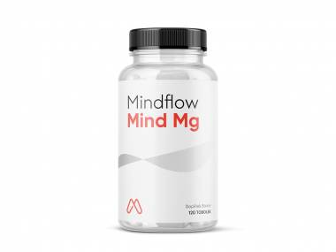 Mindflow Mind Mg - 120 tablet