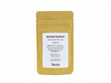 Mucuna pruriens 20 g (Certifikovaný extrakt z fazolí Mucuna Pruriens s obsahem L-DOPA 98 %)