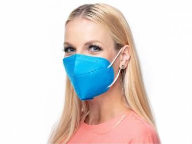 GOODMASK GOOD MASK respirátor GM2 COVID-19 - světle modrý 10 ks bal.