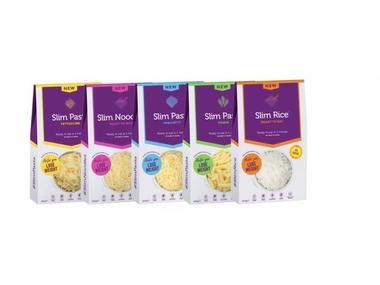 Nah Foods ltd Výhodný balíček Slim Pasta bez nálevu (5 ks)