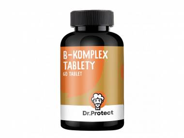 Dr.Protect B-komplex tobolky 60 kps