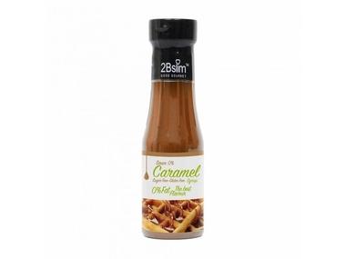 2BSlim Karamelová omáčka bez kalorií 250 ml