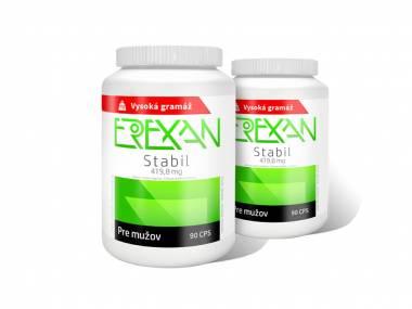 Výhodný balíček 2x EREXAN Stabil