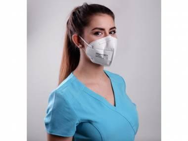 Pharmawex respirátor FFP2 NR Balení: 1 ks - hygienický obal