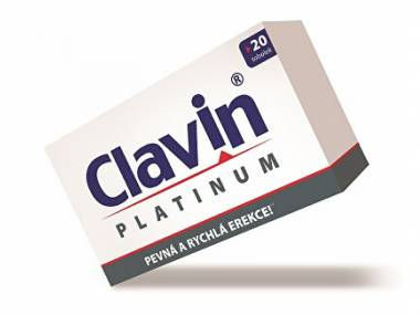 Clavin Platinum 20 tablet
