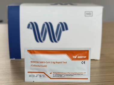 Antigenní test Covid-19 Wantai Bio-Pharm 50ks