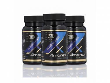 Výhodné 3 balení Amarex 90 kapslí