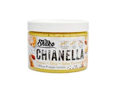 Chia Shake CHIANELLA - Arašídové máslo 300g