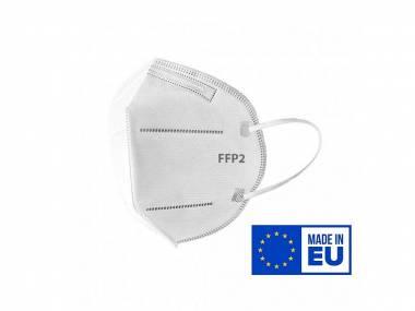 Respirátor FFP2-NR Intextred vyrobený v EU – 100 ks