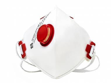 FFP3 respirátor evropská výroba - 1ks