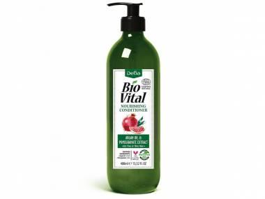 Vyživující kondicionér s arganovým olejem BioVital DeBa 400 ml